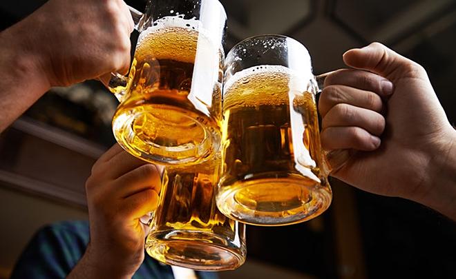Uống rượu bia sẽ bị xử phạt nặng
