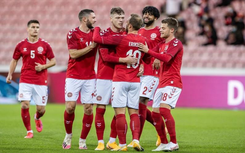 Phong độ gần đây của đội tuyển Đan Mạch