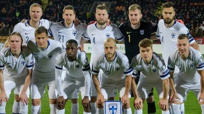 Phong độ gần đây của đội tuyển Phần Lan