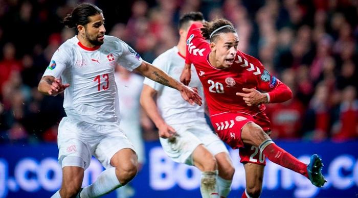 Soi kèo Châu Âu giữa Đan Mạch vs Phần Lan - chọn Đan Mạch thắng
