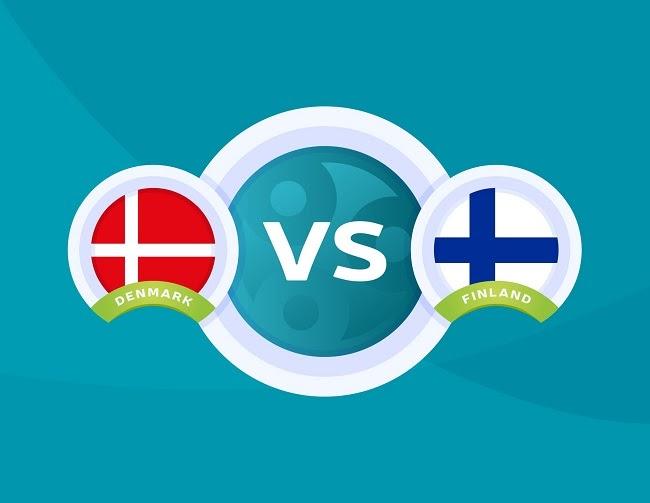Soi kèo trận đấu bóng đá giữa Đan Mạch vs Phần Lan ngày 12/06 của giải Euro 2021